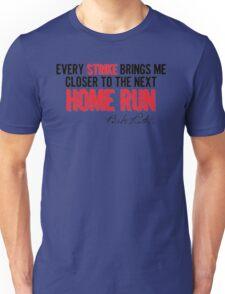 Babe Ruth - Strikes Unisex T-Shirt