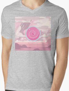 Steven's Shield Mens V-Neck T-Shirt