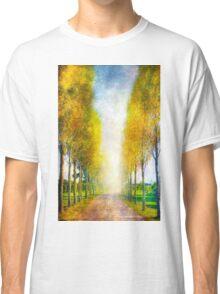 Autumn Trees Classic T-Shirt