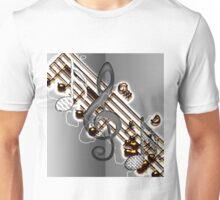 G Key Unisex T-Shirt