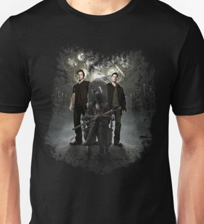 Bloodborne / Supernatural - Hunters Unisex T-Shirt