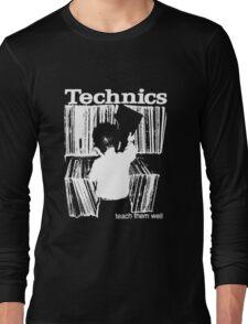 technics 1 Long Sleeve T-Shirt