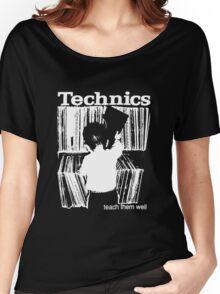 technics 1 Women's Relaxed Fit T-Shirt