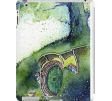Oak Tree Fireflies iPad Case/Skin