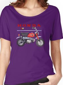 Honda ZA 50 Vintage Mini bike Women's Relaxed Fit T-Shirt