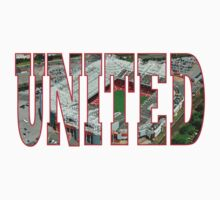 Old Trafford One Piece - Long Sleeve