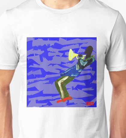 Kind of Blue Unisex T-Shirt
