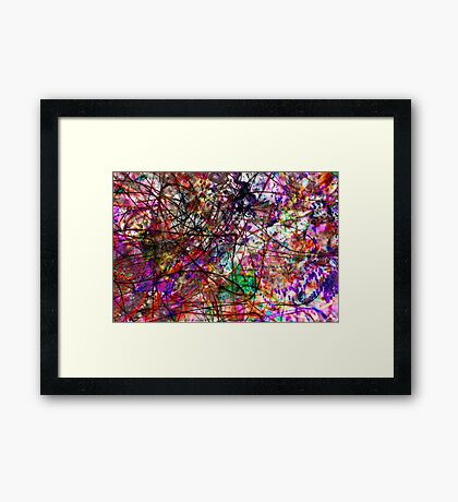 Ethopathologic Framed Print