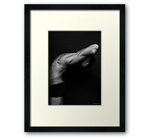 A Faint Moment Of Fortune Framed Print