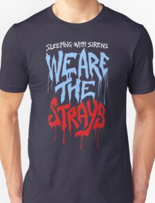 Sleeping with sirens music Unisex T-Shirt