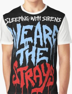 Sleeping with sirens music Graphic T-Shirt