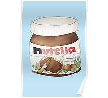Nutella Jar Poster