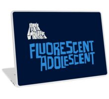 Arctic Monkey Flourescent Adolescent music Laptop Skin