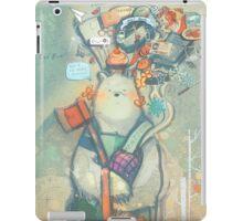 Ice Bear iPad Case/Skin