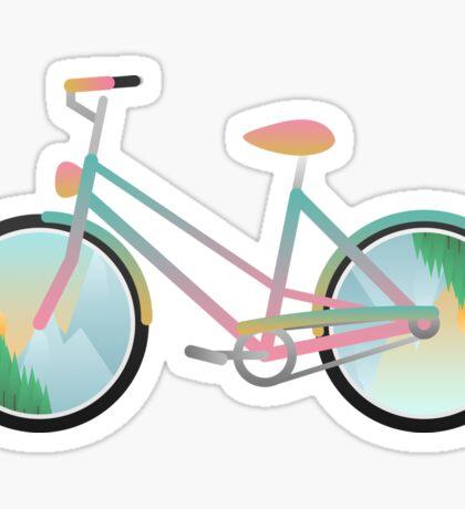Pimp my bike Sticker