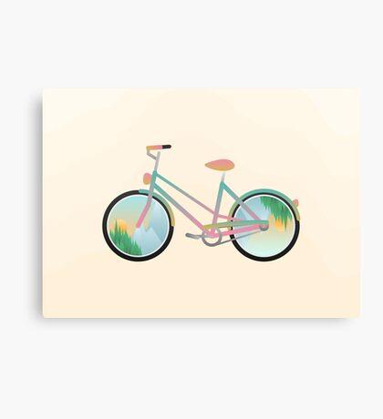 Pimp my bike Canvas Print