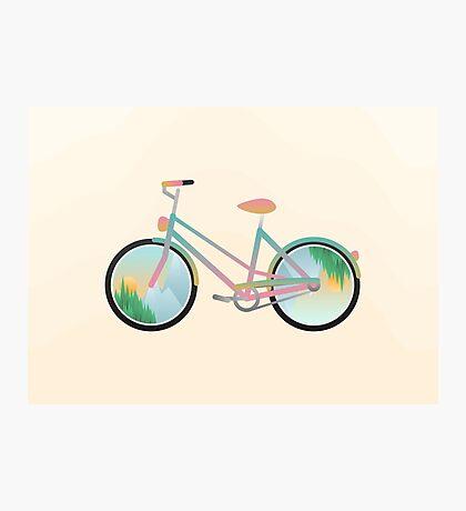 Pimp my bike Photographic Print