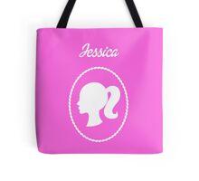Girls Generation (SNSD) Jessica Barbie Design Tote Bag
