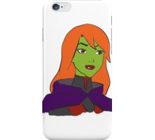 DC's Miss Martian from Young Justice iPhone Case/Skin