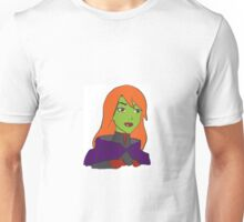 DC's Miss Martian from Young Justice Unisex T-Shirt