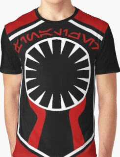 Star Wars Episode VII - The Finalizer (First Order) - Star Wars Veteran Series Graphic T-Shirt
