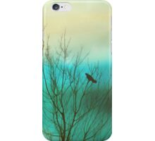 The Song of Winter  - nature art iPhone Case/Skin