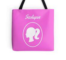 Girls Generation (SNSD) Seohyun Barbie Design Tote Bag