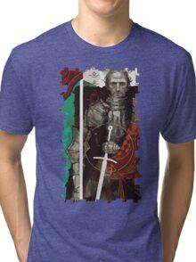 Cullen Tarot Card Tri-blend T-Shirt