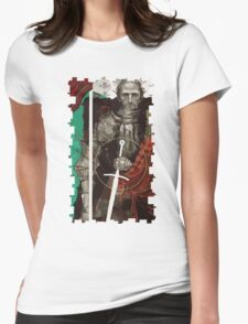 Cullen Tarot Card Womens Fitted T-Shirt