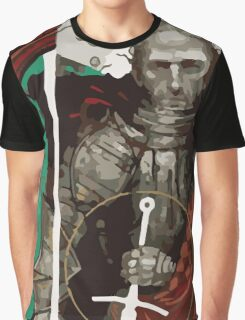 Cullen Tarot Card Graphic T-Shirt