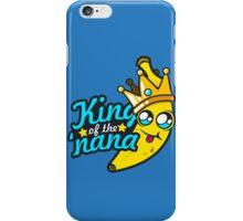 King of the 'nana iPhone Case/Skin