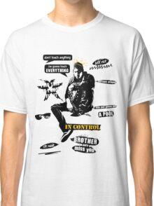 Delsin Rowe Quotes Classic T-Shirt