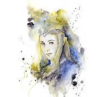 Lady Galadriel Photographic Print