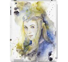 Lady Galadriel iPad Case/Skin