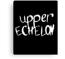 Upper Echelon Canvas Print