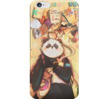 Panpan iPhone Case/Skin