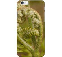 Fern Heart iPhone Case/Skin
