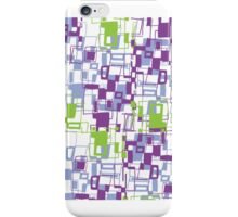Random Maze  iPhone Case/Skin