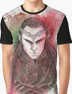 Lord Elrond Graphic T-Shirt