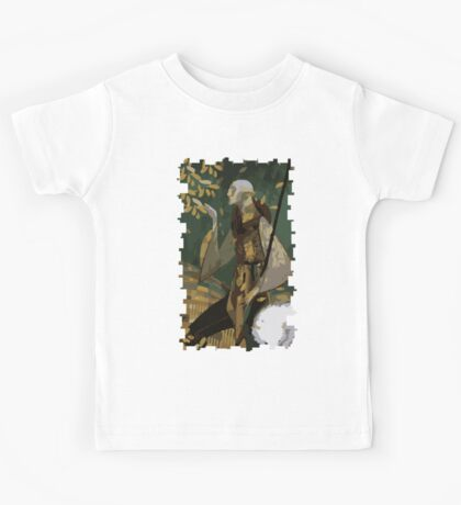 Solas Tarot Card 1 Kids Tee