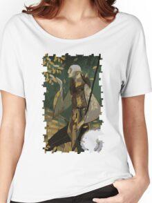 Solas Tarot Card 1 Women's Relaxed Fit T-Shirt