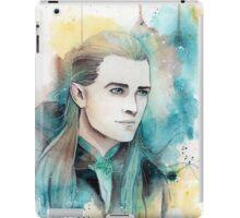 Legolas Greenleaf iPad Case/Skin