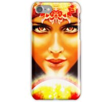 Mystical Beauty iPhone Case/Skin