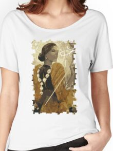 Josephine Tarot Card Women's Relaxed Fit T-Shirt