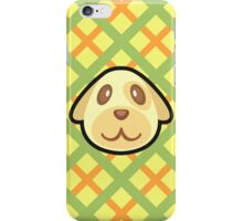 GOLDIE ANIMAL CROSSING iPhone Case/Skin