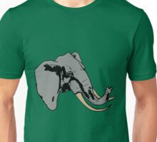 SAVE THE ELEPHANT-2 Unisex T-Shirt