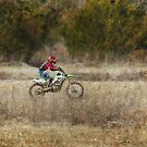 Dirt Bike Riding by Susan S. Kline