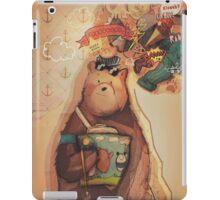 Grizz iPad Case/Skin