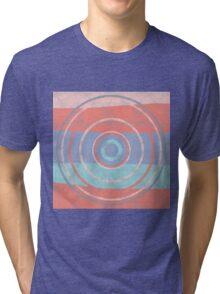Pantone 2016 Circles Tri-blend T-Shirt