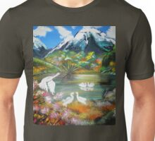 Lake view Unisex T-Shirt